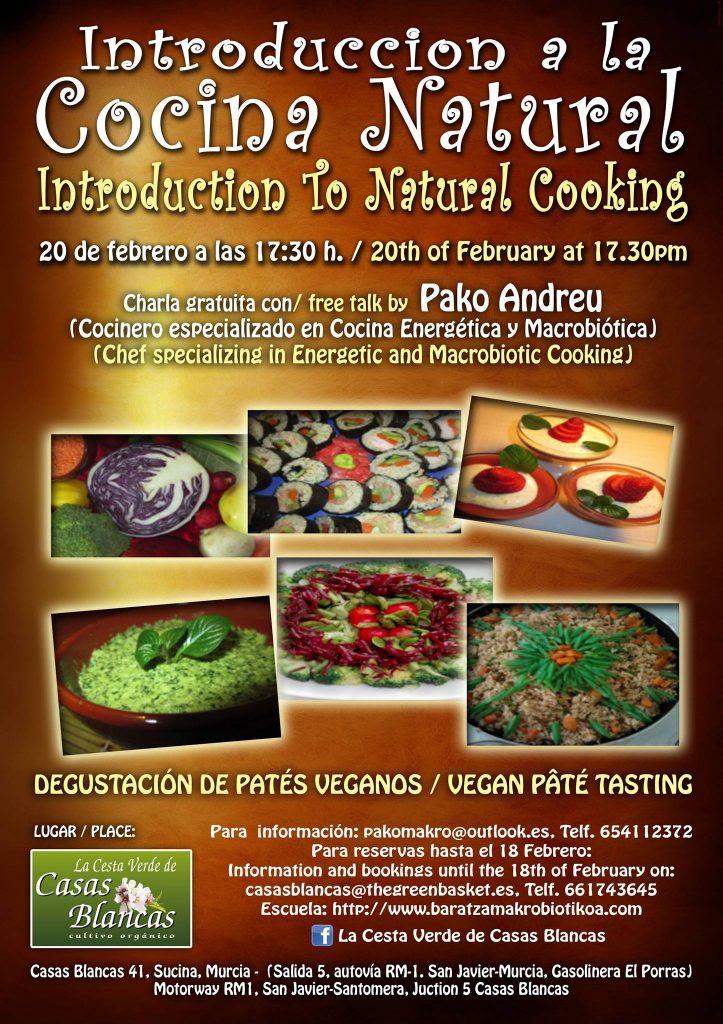 introducción cocina _ cartel