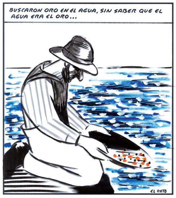 EL ROTO _ AGUA