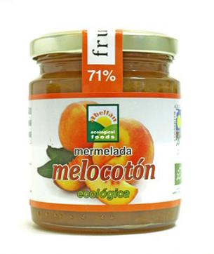 mermelada-extra-melocoton-ecologica-abellan-biofoods-2