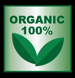 100 ecológico sello