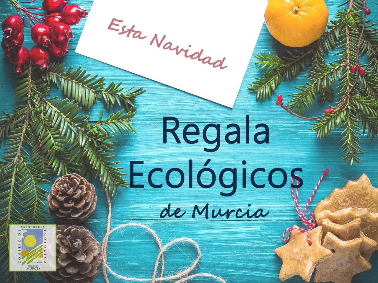 regala productos ecológicos de la región de murcia esta navidad