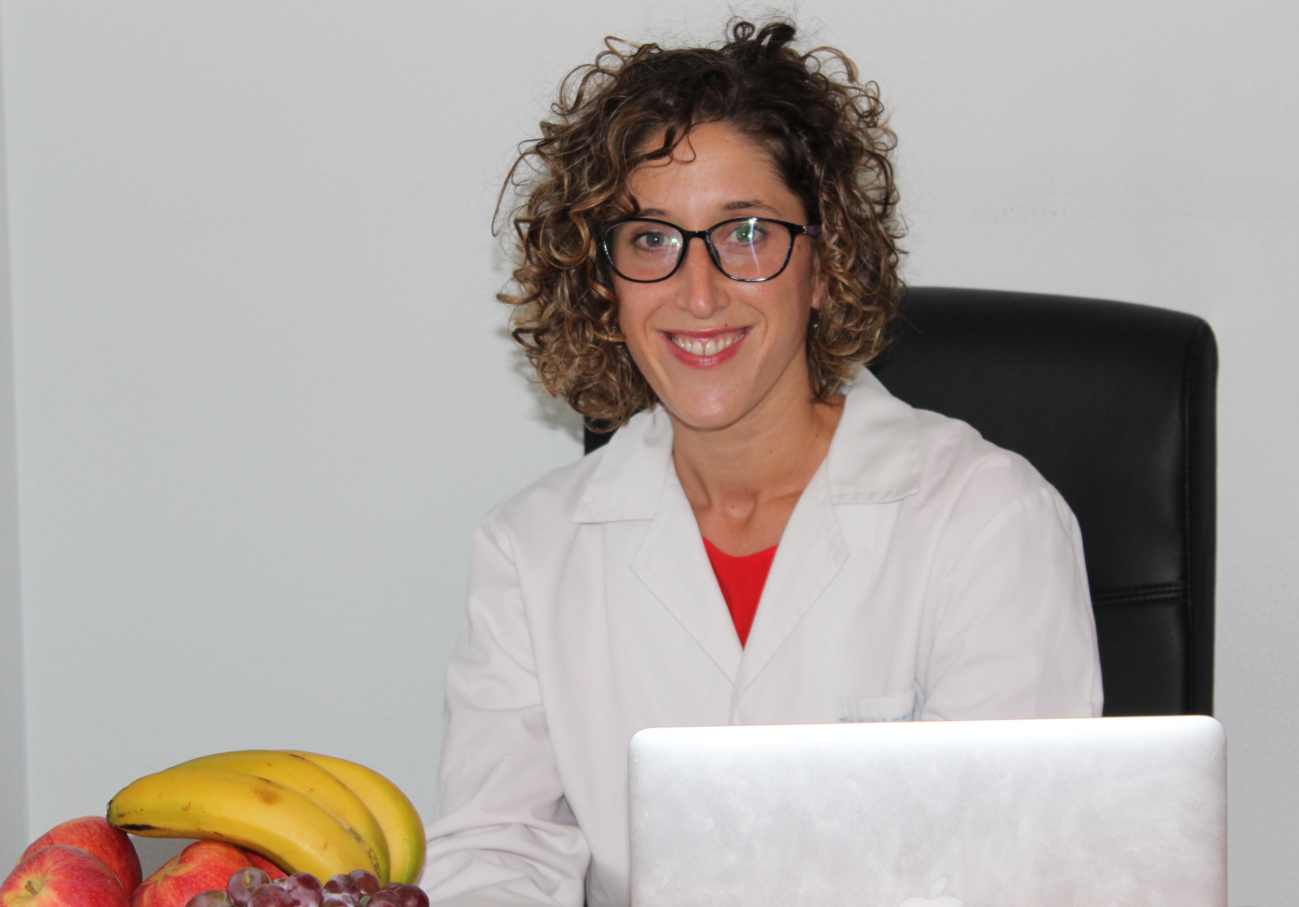 diestista nutricionista Raquel Santacruz experta en nutrición Alicante y Murcia