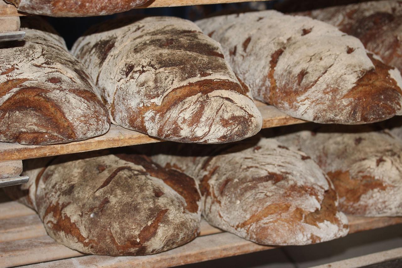 elaboración del pan ecológico en Murcia, elaboración del pan convencional